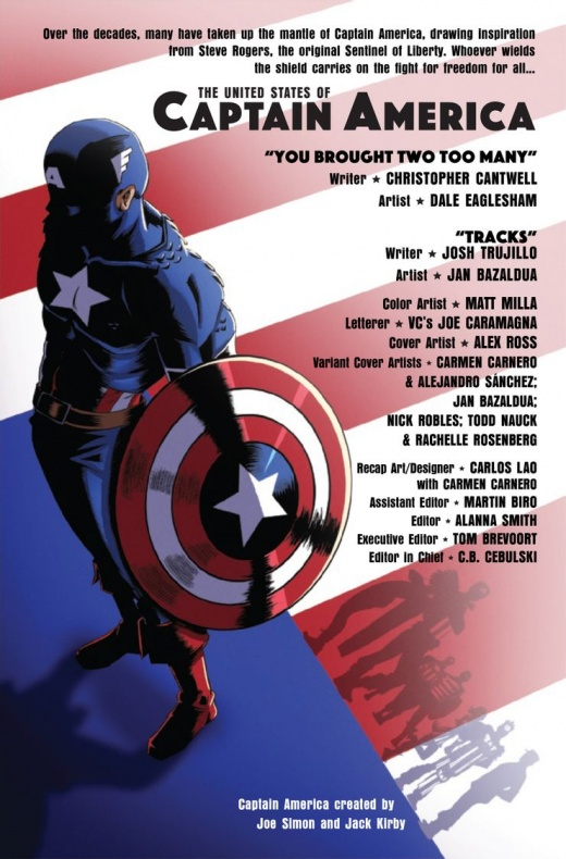 The United State of Captain America 2