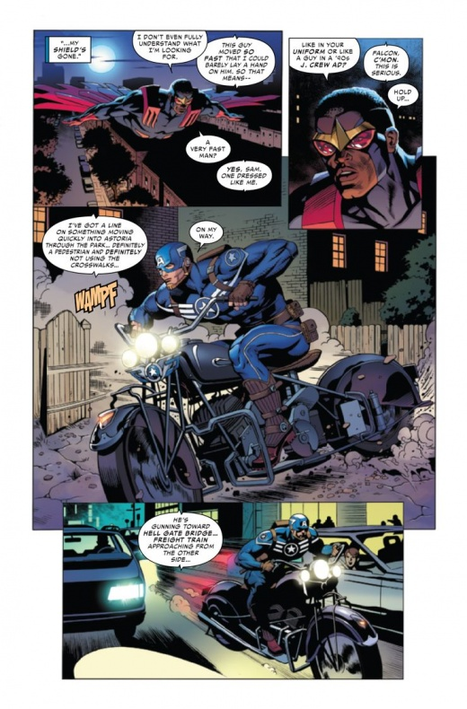 The United State of Captain America 5