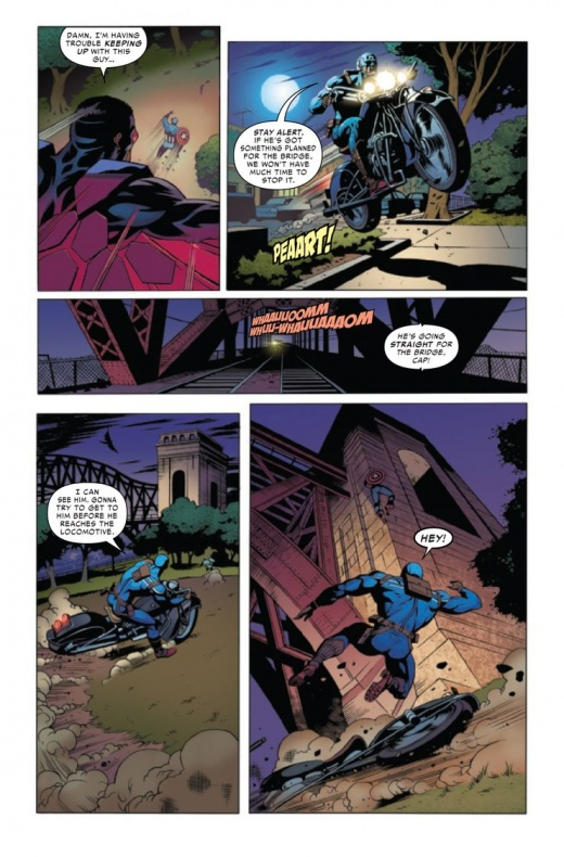 The United State of Captain America 6