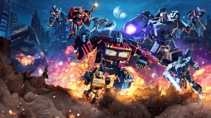 Niantic - Transformers