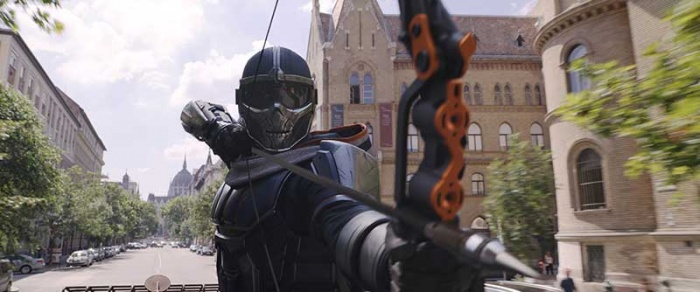 Viuda Negra Marvel 2