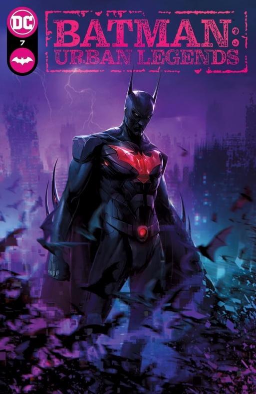 Batman Beyond - Batman urban legends