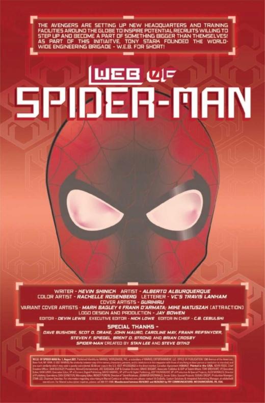 Web of Spider-Man