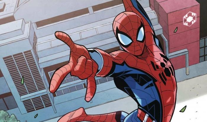Web of Spider Man Header