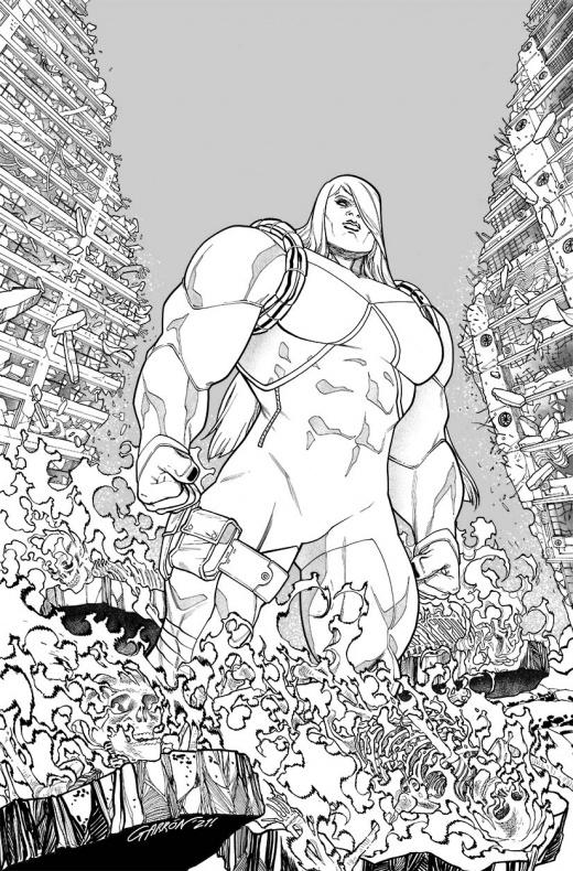 Winter Hulk 2