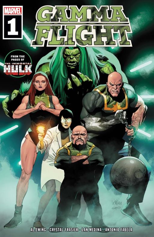 Gamma Flight - Hulk