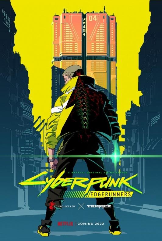 Studio Trigger - Cyberpunk 2077