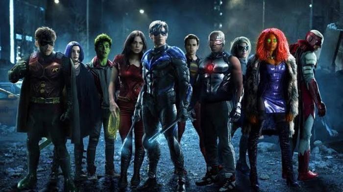 Arranca la temporada 3 de New Titans con muchos nuevos personajes