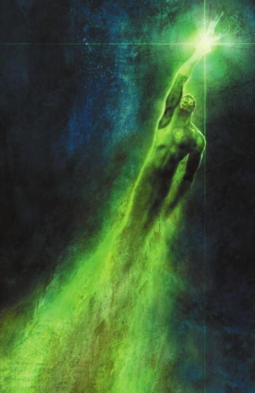 Green Lantern de Grant Morrison