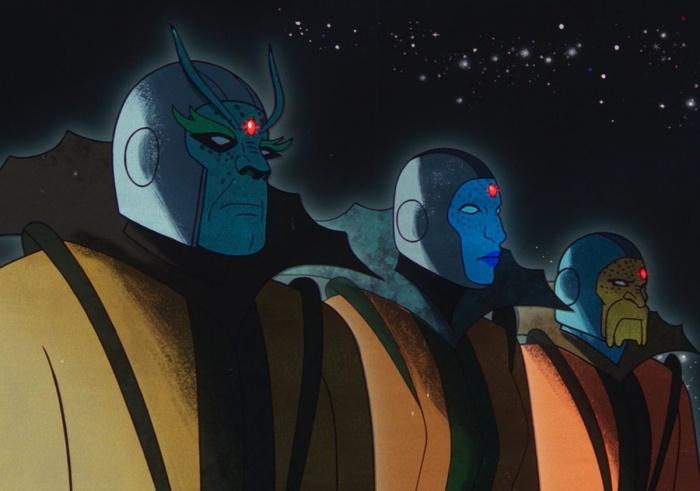 Loki Guardianes del Tiempo