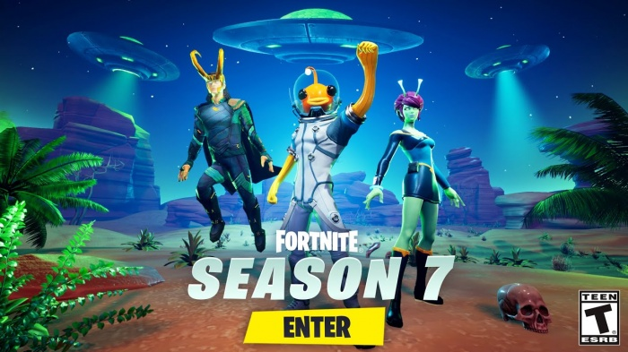 Temporada 6 de Fortnite - Temporada 7 de Fortnite