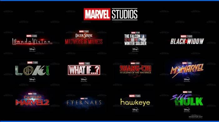 Marvel Studios - 10 proyectos - posproducción