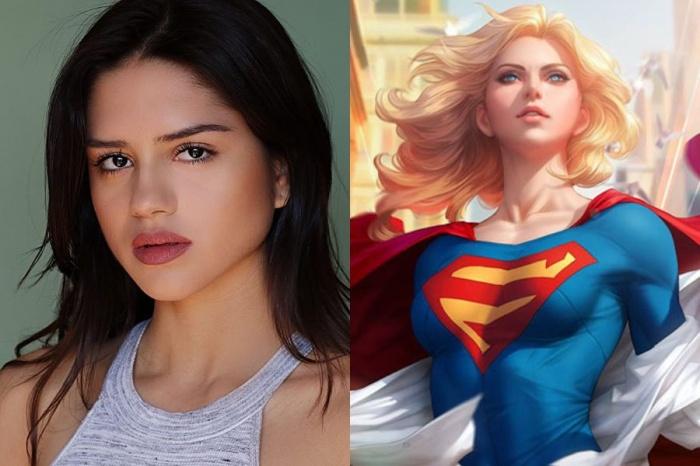 Sasha Calle como la nueva SuperGirl, ¿Qué os parece?