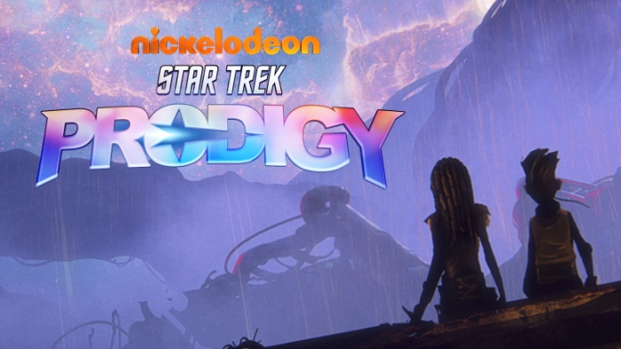 Imagen promocional de la nueva serie de Star Trek: Prodigy