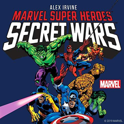 secret wars audiolibro