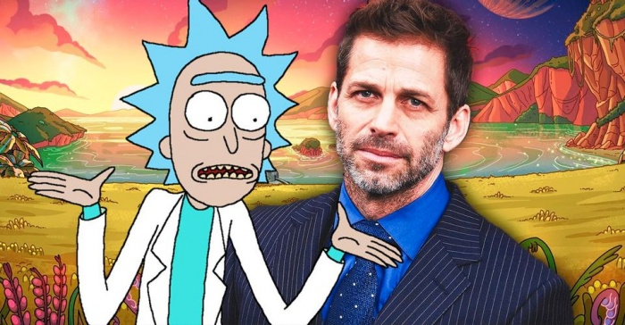 Zack Snyder y Morty