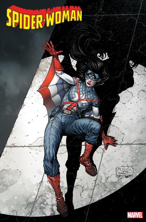 spider woman america