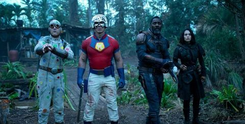 McFarlane Toys - El Escuadrón Suicida - Peacemaker - James Gunn