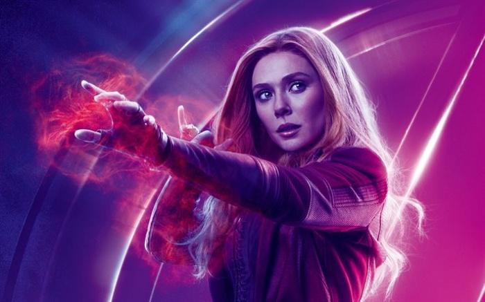 Elizabeth Olsen - Doctor Extraño 2