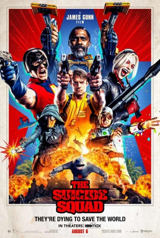 El Escuadrón Suicida - James Gunn