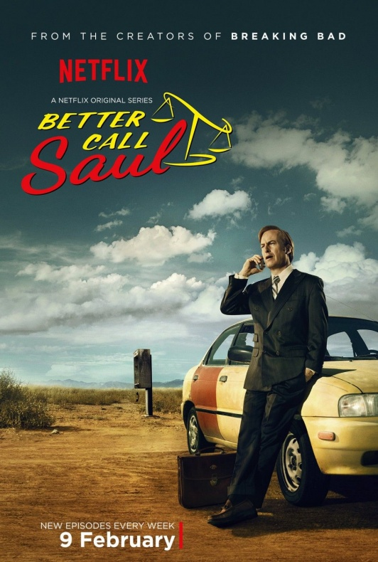 Bob Odenkirk - Better Call Saul