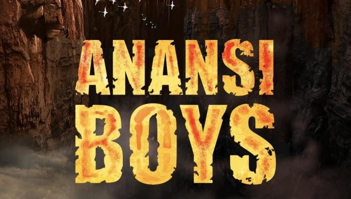 Anansi Boys Neil Gaiman Amazon Prime banner