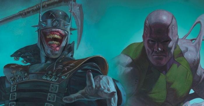 El Batman que Ríe y Apex Luthor unidos de nuevo