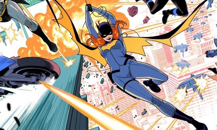 Bruno Redondo - Batgirl