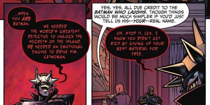 Batman Fortnite 6 Lex Luthor Batman Who Laughs Deathstroke