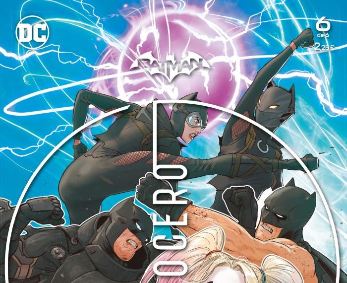 El número final de Batman/Fortnite: Zero Point revela quién fue el auténtico responsable de los problemas del Caballero Oscuro