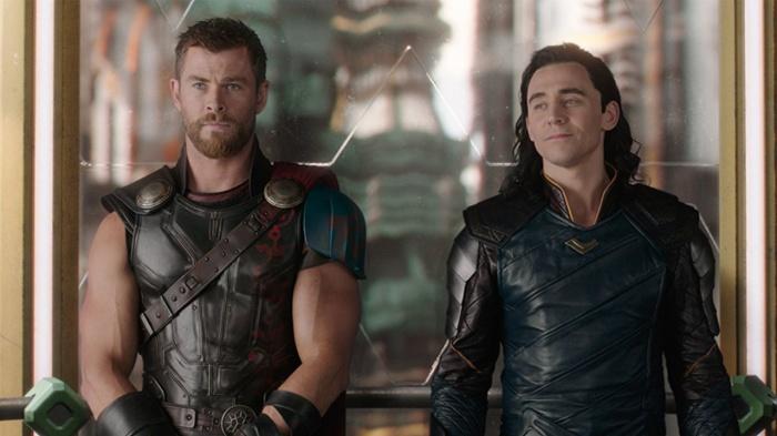 Chris Hemsworth si aparecio en la serie de Loki pero no te diste cuenta