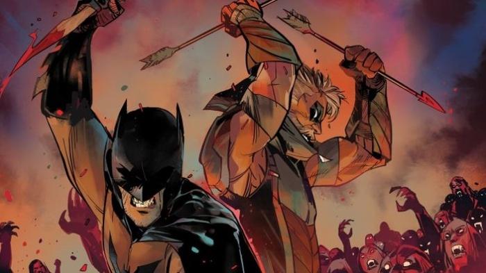 Liga de la Justicia DC vs Vampires banner