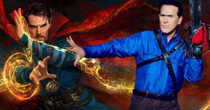 Bruce Campbell - Doctor Strange 2