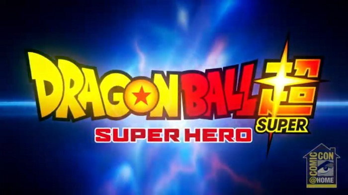 Dragon Ball Super Hero Header