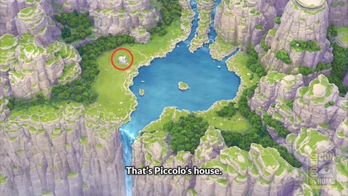 Dragon Ball Super Hero Piccolo Casa