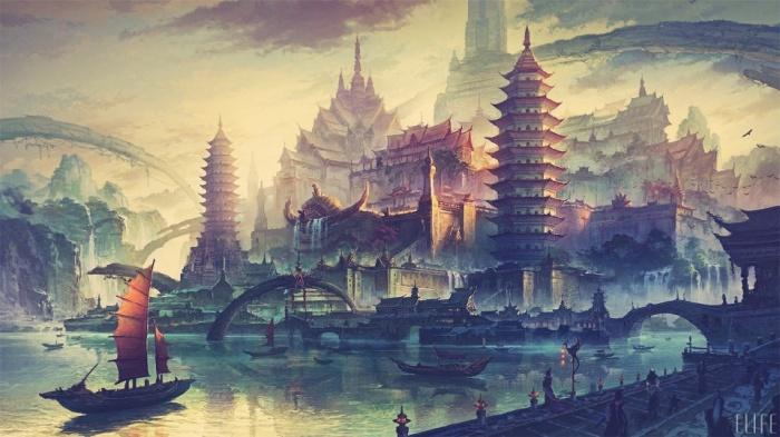 Juego de Tronos Imperio Dorado de Yi Ti