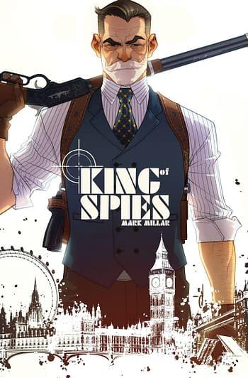 King of Spies - Mark Millar