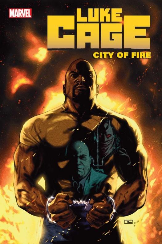 Luke Cage City of Fire