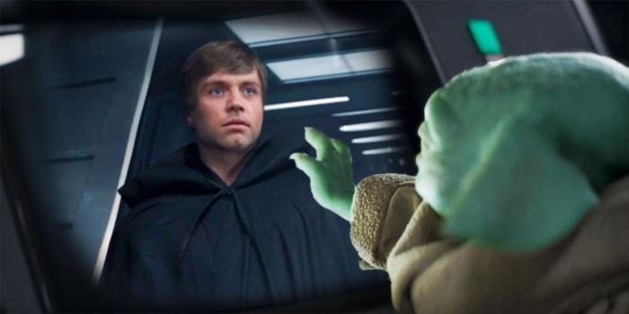 Luke Mandalorian Lucasfilm