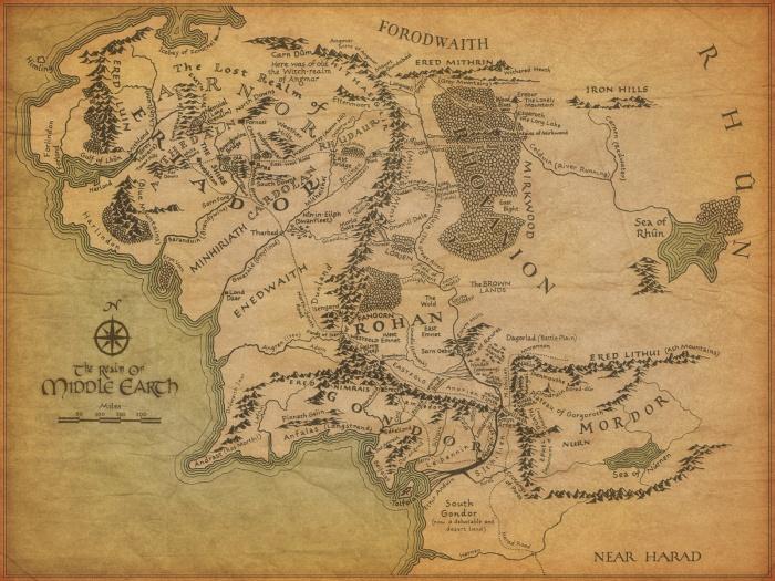 Ediciones Minotauro - Tolkien