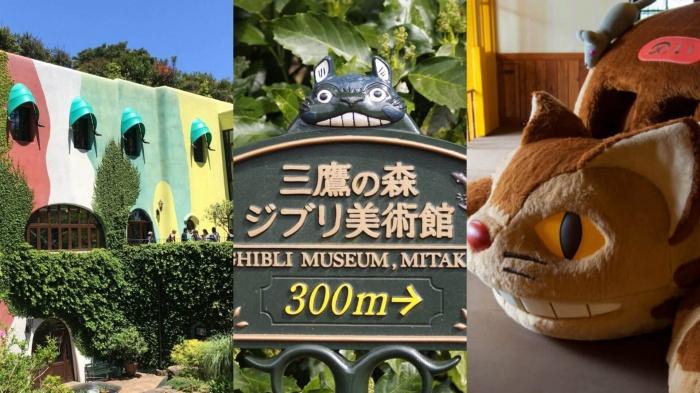 Museo Ghibli Header