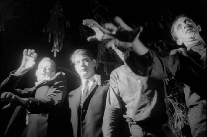 La noche de los muertos vivientes - George A. Romero