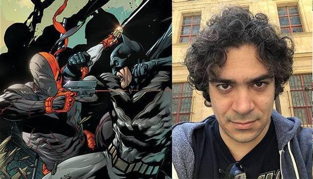 Robson Rocha - DC Comics