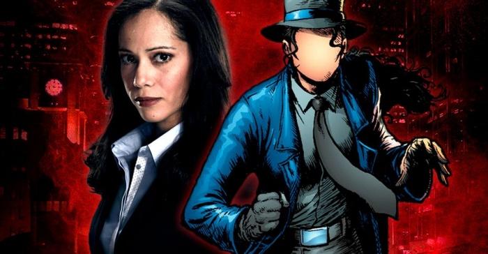 Todo apunta a que Renee Montoya se pondrá la máscara de Question en esta próxima temporada de Batwoman