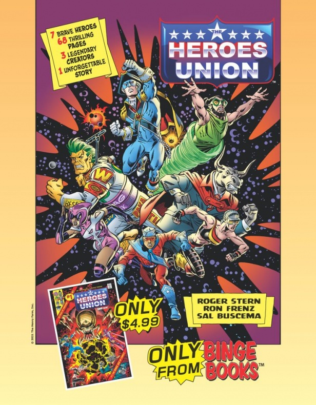 The Heroes Union