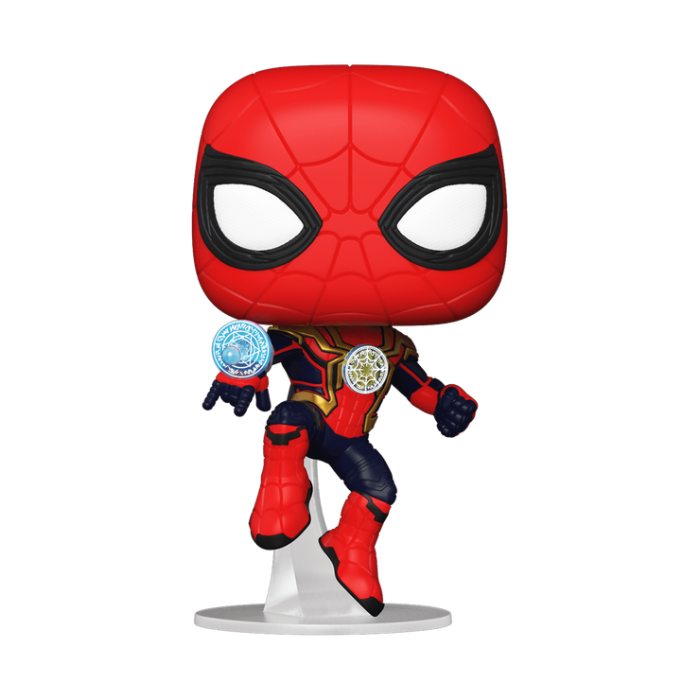 Spider Man No Way Home Funko Integrated suit