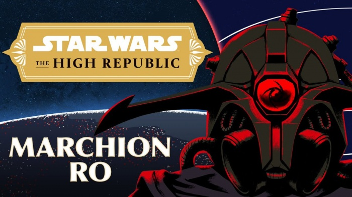 Star Wars The High Republic Marchion Ro Charles Soule