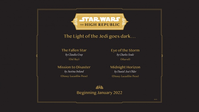 Star Wars The High Republic tercera oleada