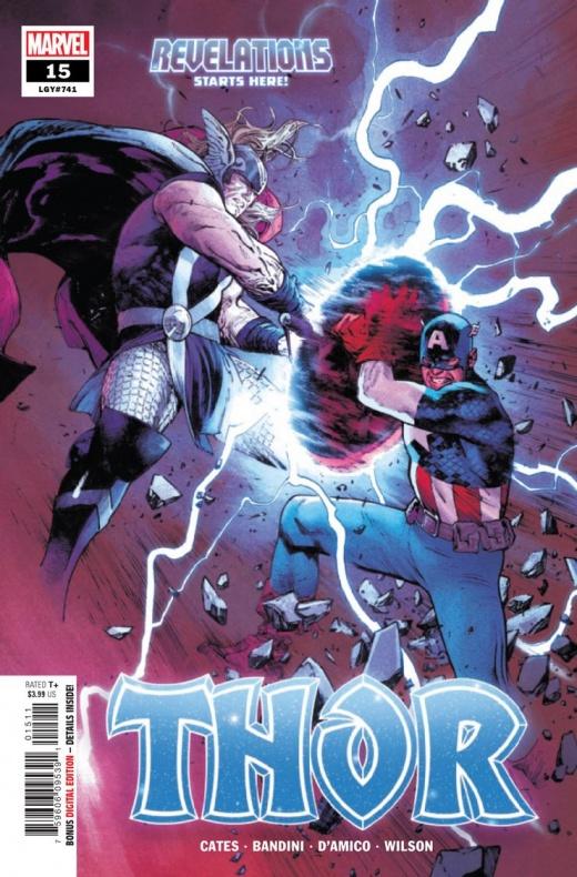 Thor portada