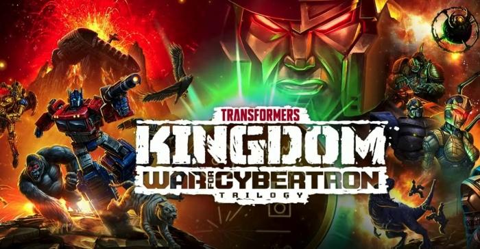 Transformers guerra por cybertron Reino